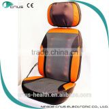 Heating optional spine care massage cushion