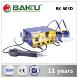 Best Selling Gifts 2016 BAKU 603D 3 in 1 BGA LED Digital Display Hot Air Rework Station                                                                         Quality Choice