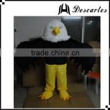 """XL"" size Movie ""Warcraft"" adult eagle mascot costume for festival dress"