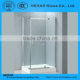 GOOD QUALITY Square Shape SLIDING DOOR GLASS SHOWER BOX// PERSONAL CUSTOMIZE//HEXAD GLASS &HEXAD INDUSTRIES