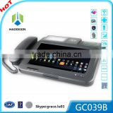 3G WIFI Smart Android Tablet POS with Printer, 2D Barcode scanner, Smart Card reader