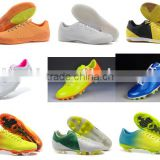 2015 new arrival indoor and outdoor soccer shoes footbal cleats l shoes for man