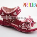 2016 western popular charming summer little baby shoes