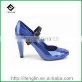 bright color hells shoes fashion girls high heels shoes 2014
