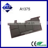"Factory Direct selling Original Laptop/notebook battery A1370 for MacBook pro 11.6"" A1375 A1406 A1465 35wh 7.3V battery"