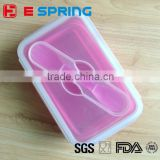 Collapsible Container Camping Silicone Food Storage Containers