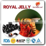 Food supplement Royal Jelly Softgel capsules for Diabetics