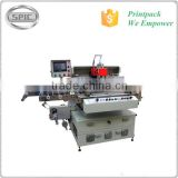 BSW-1000 satin ribbon label automatic screen printing machine