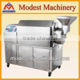 cashew nuts roasting machine made by stainless steel /automatic control/continuously working