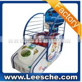 LSJQ-382 LSJQ-373 coin operated game machine Magic Ball amusement game machine Kids Basketball amusement game machine