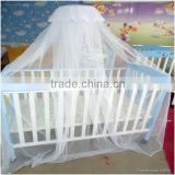 Colored baby crib Mosquito net children bed tent playpen