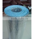 good quality aluminum foil coated PE bubble thermal insulation materials for roof wall and floor
