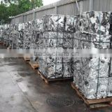 Aluminum excusion scrap 6063