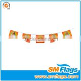 New Innovation advertisement felt pennant string flags