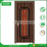 Cheap Prices Interior Home Use Steel Bedroom Doors Latest Gate Designs Iron Gate Door Entry Steel Doors for Sale