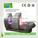 CG-8000B Led infrared ray light wave sauna slimming machine for salon use