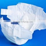 100% biodegradable disposable baby diaper, soft breathable, factory in China
