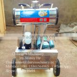 Single Bucket Stainless Steel Material Portable Milking Machine CE ISO Suitable Cow Goat