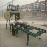 Portable Horizontal Band Saw mill's (Electrical Engine) and ( Diesel engine ) MJ 1000 , MJ1300 and MJ1600 .