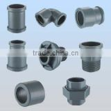 PVC electrical conduit fittings