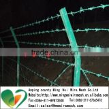 High quality youlian Cheap galvanized weight barbed wire roll price per roll /barbed wire price per ton