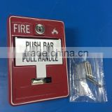 Steel Fire Alarm Control Panel Manual Dual Action Pull Station