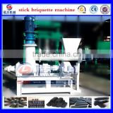 30 years Indonesia Sale Screw Type Biomass charcoal Briquette Machine Price Is Best From China