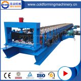 High Efficiency Equipment Steel Deck Flooring Cold Rolling Forming Line