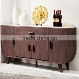 Modern Dining Room Furniture Marble Sideboard Restaurant Antique Buffet