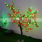 SJ0191701 super quality light up cherry tree for landscaping decoration