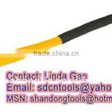 OEM orders top quality cheap drop forged hand tools factory A601 axe with Fiberglass handle