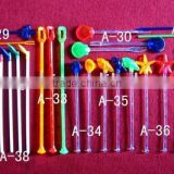 cocktail stirrers,Plastic Stirrer ,Plastic Drink Stirrer, Plastic Water Stirrer, Plastic Muddler,coffee stirrers plastic sticks