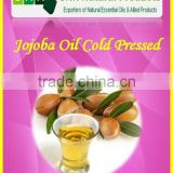GMO & ISO Approved Jojoba Oil Cold Pressed