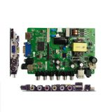 32 inch 3-IN-1 LED TV MAIN CARD BOARD WITH USB HDMI, VGA