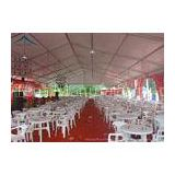 Customized Size Commeicial Outdoor Party Tents For Beer Festival Event , Aluminium Structure Tent