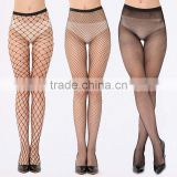 Fashion Women's Net Fishnet Bodystockings Pattern Tube Pantyhose Tights Stockings Nylon Legs Sexy