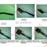 Factory Wholesale Carbon Fiber Antistatic Electrostatic Cleaning ESD Brush