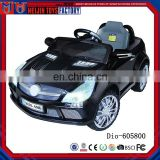 China supplier remote control kids plastic ride on toy car with MP3
