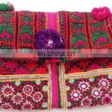 Exclusive Valentines Vintage Banjara Clutch Handmade boho bag online shopping