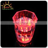 Party Creative water activated flashing led drinking glass Shenzhen
