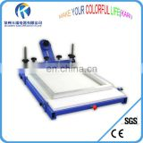 Micro screen printing press