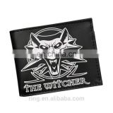 Wolf Head Embossing Game Wallet The Witcher Wallet