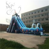 factory price commercial inflatable children slide, inflatable jumping slide, giant slide for sale