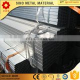 hydroponics tianjin fire sprinkler steel pipe galvanized square and rectangular hollow section 100x100x5