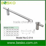 T bar handle of Stainless steel for furniture,cabinet