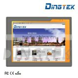 "DT-P190-I Industrial fanles 19"" touchscreen pc with I3/I5/I7 CPU 2GB RAMembedded computer"