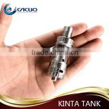 100% authentic USA hot selling now Vision vapor Kinta RTA tank from cacuq Kinta tank