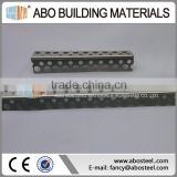 angel bead (angel mesh or corner bead) in construction,galvanized corner bead,,for wall building PVC drywall edging bead