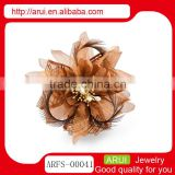 Beautiful hair jewelry rose flower hair styles