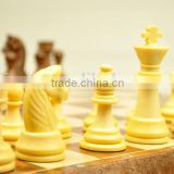 cheap plastic chess piece